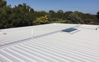 Metal roofing inspection
