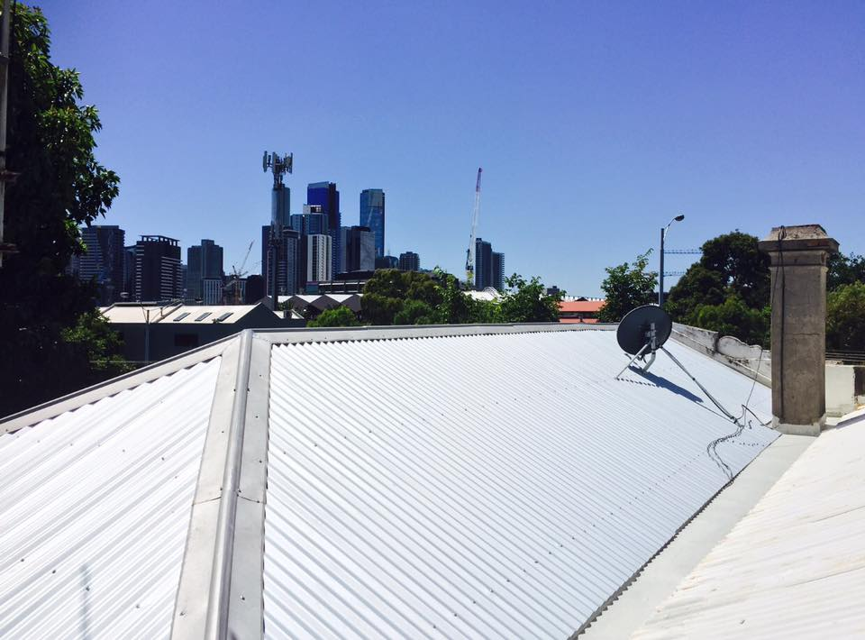 Roof Restoration and Repairs Melbourne
