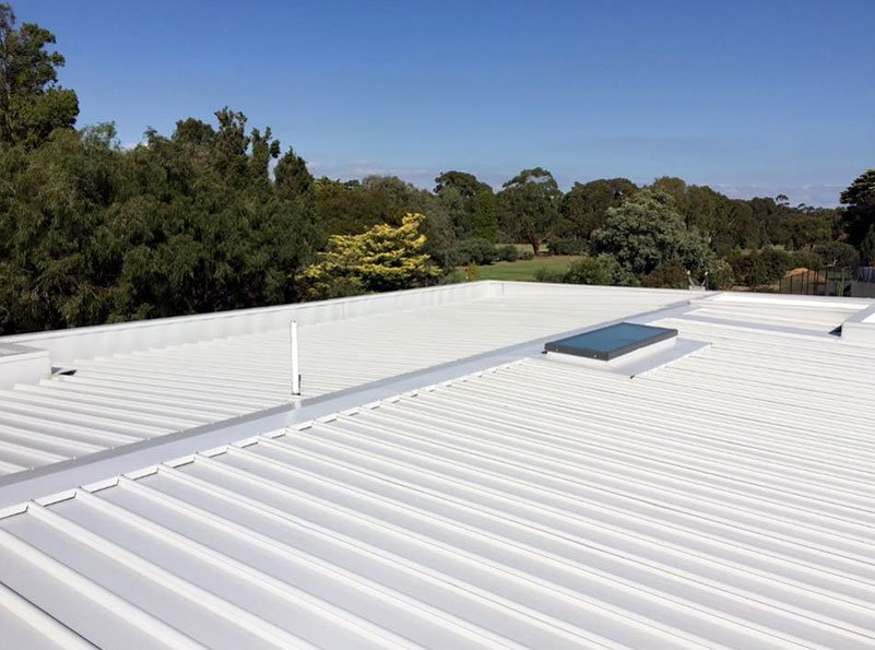 Metal Roof Installation Melbourne Commercial And Domestic Roofing
