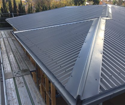 Metal Roof Installation Melbourne