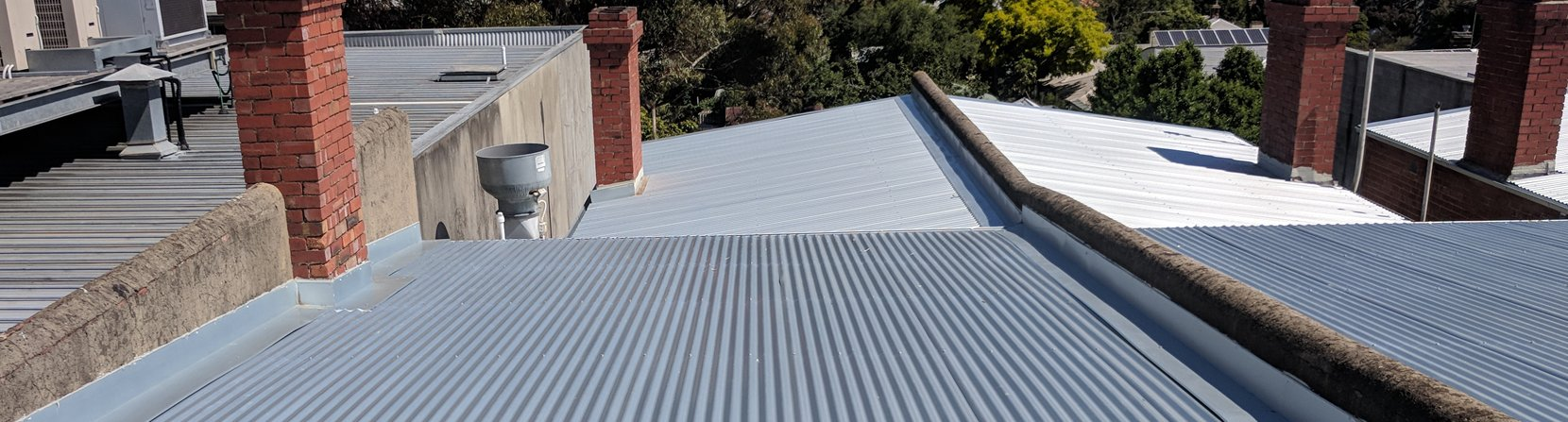Watermaster COLORBOND roofing Melbourne