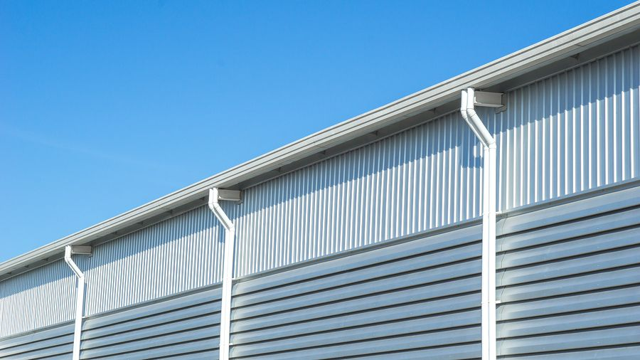 Metal Roofing Is Best Choice For Warehouses And Factories