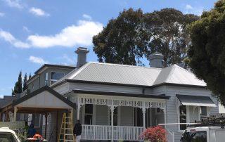 COVID-safe metal roof installation Melbourne