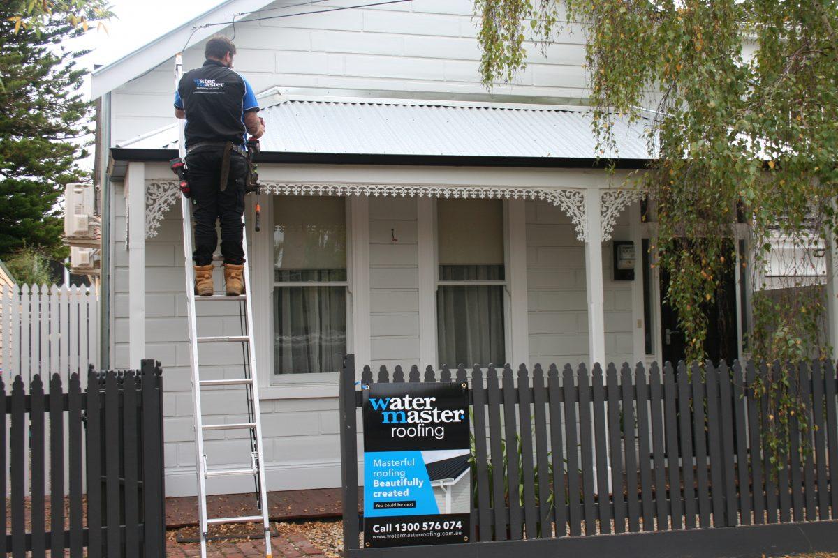 Metal roof installation Melbourne