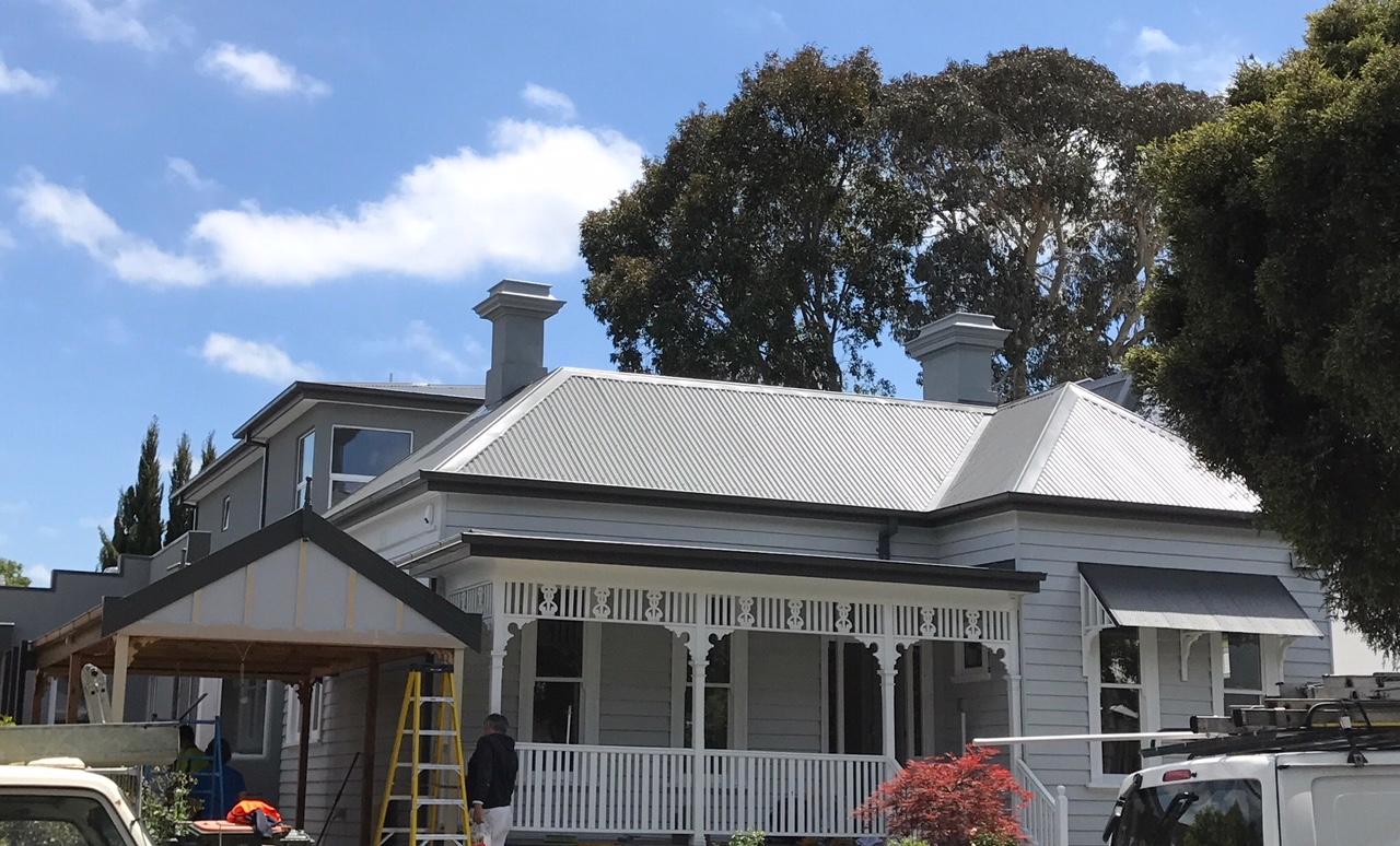 Roof plumbing Bayside